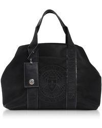 Balmain - Black Nylon Men's Tote Bag - Lyst