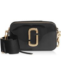 Marc Jacobs The Jelly Snapshot Small Camera Bag - Black