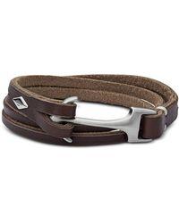 Fossil - Jf02205040 Vintage Casual Men's Bracelet - Lyst