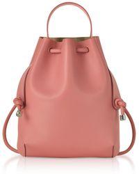 meli melo - Briony Mini Nappa Leather Backpack - Lyst