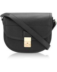 3.1 Phillip Lim Pashli Saddle Shoulder Bag - Black