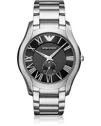 Emporio Armani - Ar11086 Valente Men's Watch - Lyst