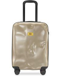 Crash Baggage Icon Carry-on Trolley - Metallic