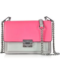 Rebecca Minkoff - Color-block Leather Christy Small Crossbody - Lyst
