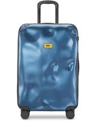 Crash Baggage Icon Medium Trolley - Blue