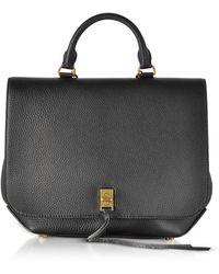 Rebecca Minkoff - Black Leather Darren Convertible Backpack - Lyst
