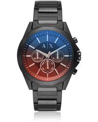 Armani Exchange - Ax2615 Drexler Men's Watch - Lyst