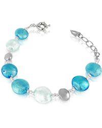 Antica Murrina - Frida - Murano Glass Bead Bracelet - Lyst