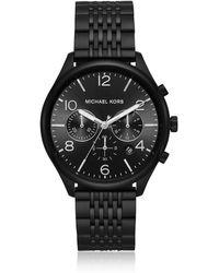 Michael Kors MK8640 Merrick Men's Watch - Negro