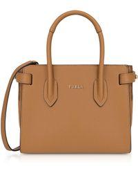 Furla - Pin Mini Crossbody Bag - Lyst