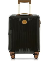 Bric's - Capri Olive Polycarbonate Hard Case Cabin Trolley - Lyst