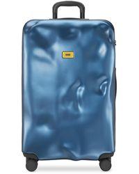 Crash Baggage Icon Large Trolley - Azul
