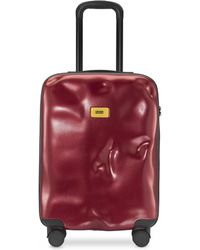 Crash Baggage Icon Carry-on Trolley - Red