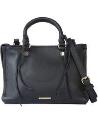 Rebecca Minkoff Micro Regan Bag - Black