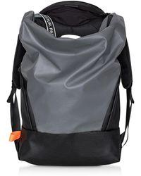 Côte&Ciel Clay Grey Timsah Backpack - Grau