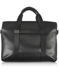 Porsche Design Shyrt 2.0 Black Leather Lhz Briefbag
