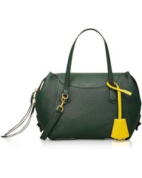 Tory Burch Perry Small Satchel - Verde