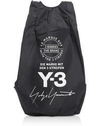 Y-3 - Black Yohji Backpack - Lyst