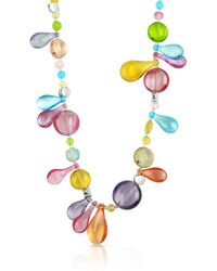 Antica Murrina | Lapilli - Long Murano Glass Necklace | Lyst