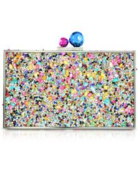 Sophia Webster - Clara Crystal Box Clutch - Lyst