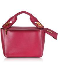 Sophie Hulme - Soft Leather Bolt Shoulder Bag - Lyst
