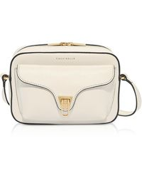 Coccinelle Beat Soft Camera Bag - Natural