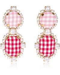 Bijoux De Famille - Petit Trianon Earrings - Lyst