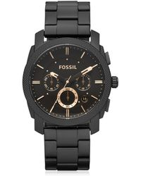 Fossil Machine - Noir