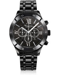 Thomas Sabo Rebel Ceramic Men's Chronograph Watch - Negro