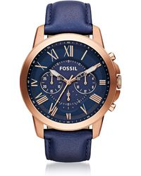 Fossil FS4835IE Grant Watch - Multicolor