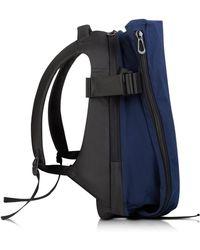 Côte&Ciel Isar Memory Tech Rucksack in Midnight Blue - Blau