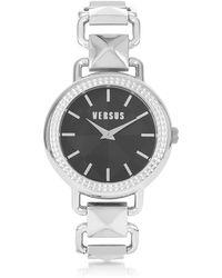 Versus - Coconut Grove Stainless Steel Women's Watch - Lyst