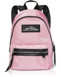 Marc Jacobs Medium Backpack - Pink