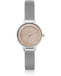 Skagen - Anita Steel-mesh Women's Watch - Lyst