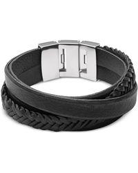 Fossil - Jf02079040 Vintage Casual Men's Bracelet - Lyst