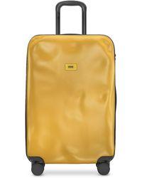 Crash Baggage Icon mittelgroßer Trolley - Gelb