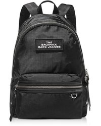 Marc Jacobs The Large Nylon Backpack - Schwarz