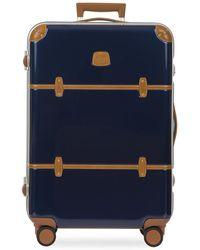Bric's - Bellagio Metallo V2.0 27 Blue Spinner Trunk - Lyst