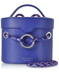 meli melo - Majorelle Blue Nancy Shoulder Bag - Lyst