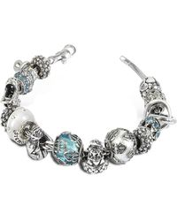 Tedora - Sterling Silver Special Moments Bracelet - Lyst