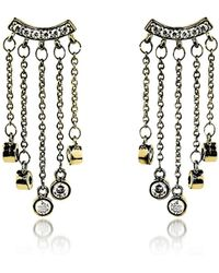 FEDERICA TOSI - Small Rain Earrings - Lyst