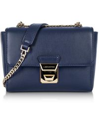 Lancaster - Gena Or Leather Small Crossbody Bag - Lyst