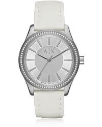 Armani Exchange - Ax5445 Nicolette Women's Watch - Lyst