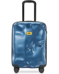 Crash Baggage Icon Carry-on Trolley - Blue