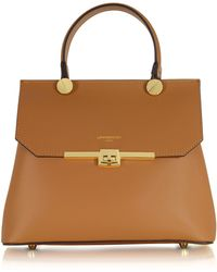 Le Parmentier - Atlanta Top Handle Satchel Bag - Lyst