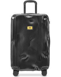"Crash Baggage ""Trolley """"4-wheel Stripe Carry-on"""" 40l"" - Nero"