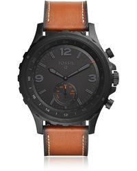 Fossil - Ftw1114 Q Nate Men's Smartwatch - Lyst