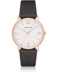 Emporio Armani - Ar11011 Kappa Men's Watch - Lyst