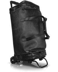 Alviero Martini 1A Classe - 1a Prima Classe - Geoblack Duffel Travel Bag W/wheels - Lyst