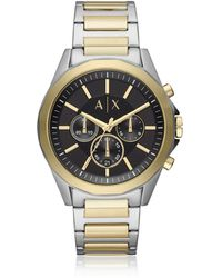Emporio Armani - Ax2617 Drexler Men's Watch - Lyst
